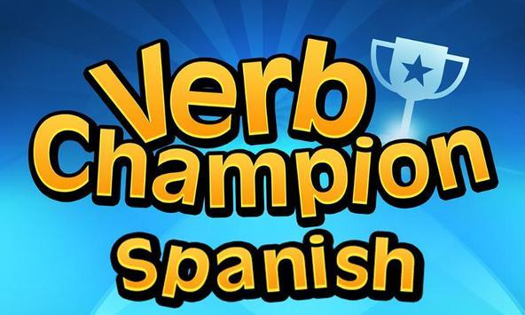 Verb Champion: Spanish poster