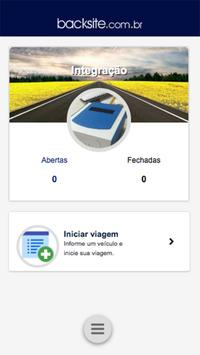 Frota Backsite apk screenshot