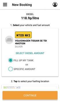 Fuelmii Fleet Driver screenshot 1