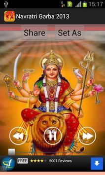 Navratri Garba 2016 poster