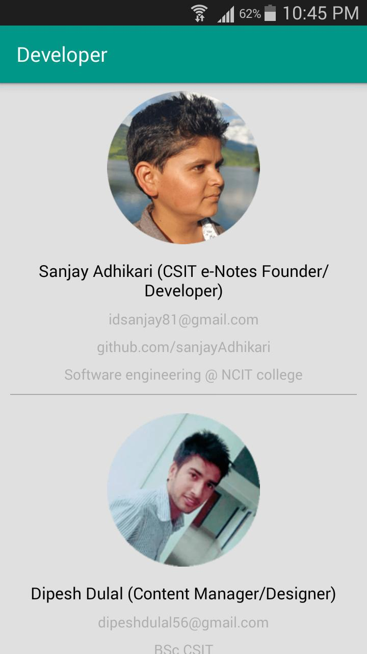 CSIT Pocket Notes for Android - APK Download
