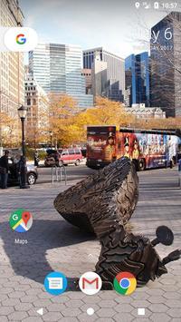New York City HD Wallpaper screenshot 1