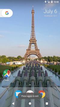 Paris HD Wallpaper apk screenshot