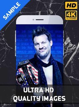 Chris Jericho Wallpaper Fans HD screenshot 2