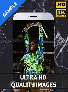 Naomi Wallpaper HD Fans screenshot 2