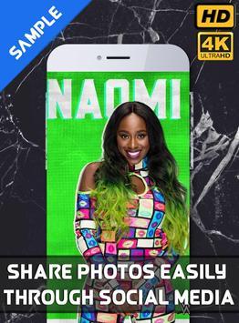 Naomi Wallpaper HD Fans screenshot 3