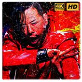 Shinsuke Nakamura Wallpaper HD icon