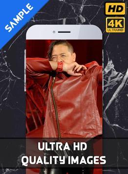Shinsuke Nakamura Wallpaper HD screenshot 2