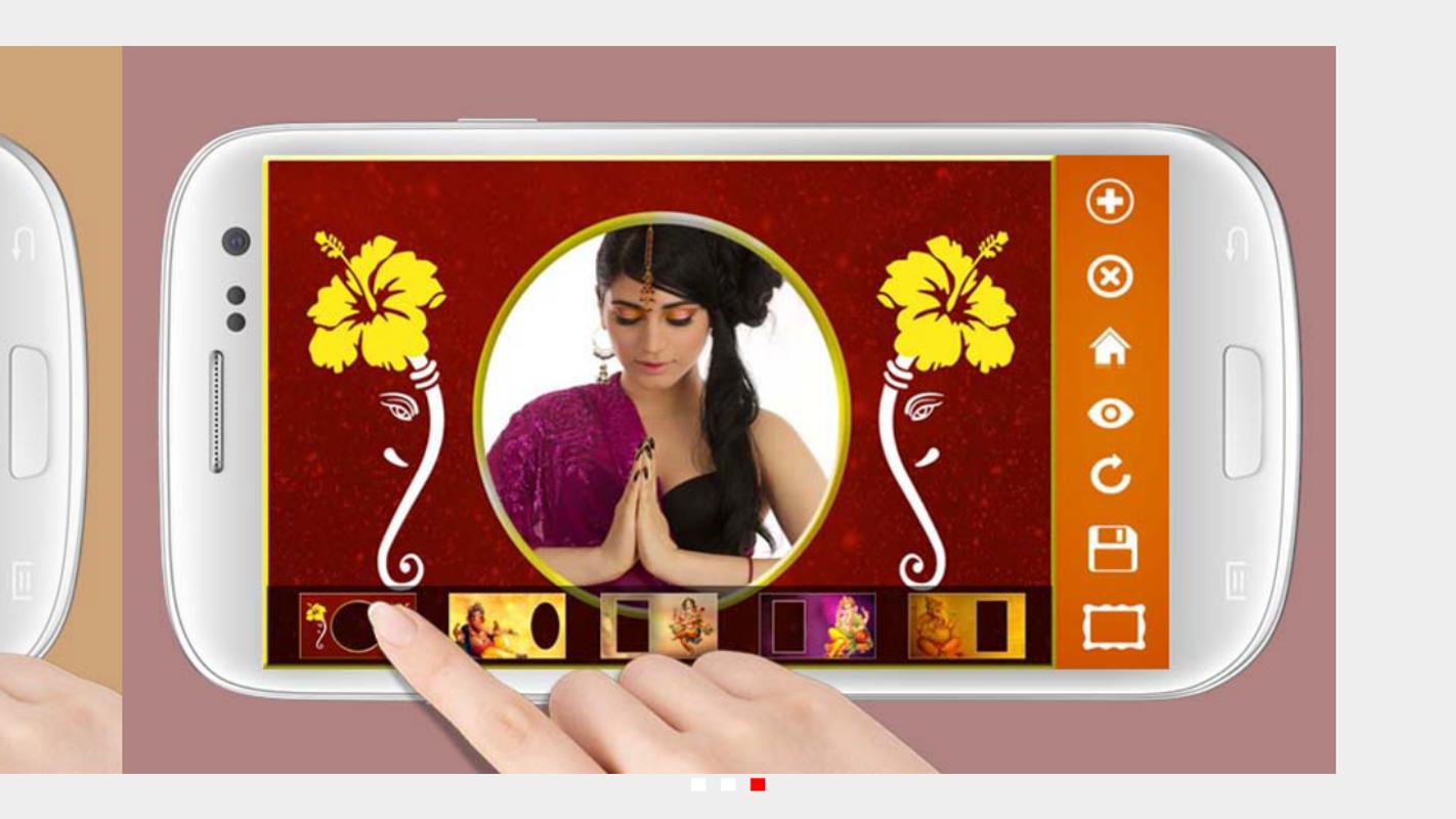 Ganesh Photo Frame 4 Whatsapp APK Download - Free Communication APP ...