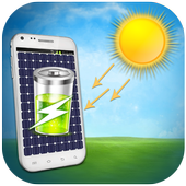Solar Charger Powerful prank icon