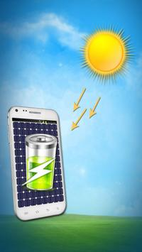 Solar Charger Powerful prank poster