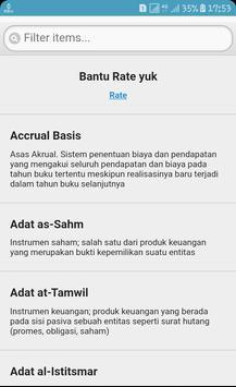 Kamus Keuangan Syariah Lengkap screenshot 1