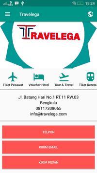 Travelega poster