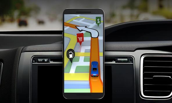 GPS Route Finder 2018 GPS Tracker: GPS Navigation screenshot 1