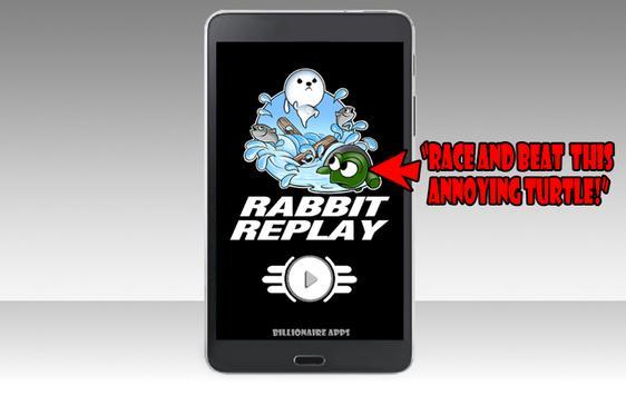 RABBIT REPLAY poster