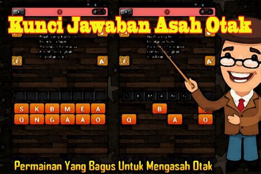 Kunci Jawaban Asah Otak Terupdate 2018 screenshot 7