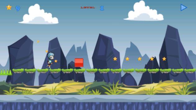 Super Run Jungle Adventure screenshot 1