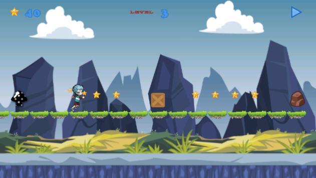 Super Run Jungle Adventure screenshot 2