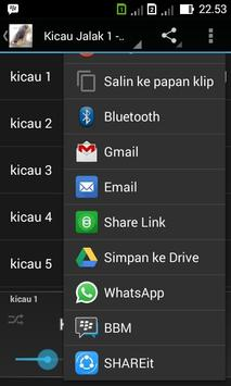 Kicau Jalak Master screenshot 1