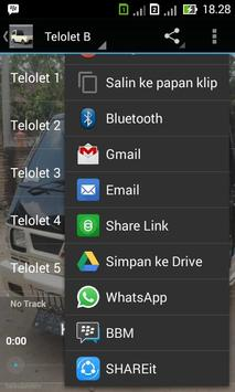 Siklun Telolet Community apk screenshot