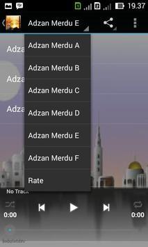 Raja Salman Adzan Merdu apk screenshot