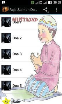 Raja Salman dan Doa Mustajab poster
