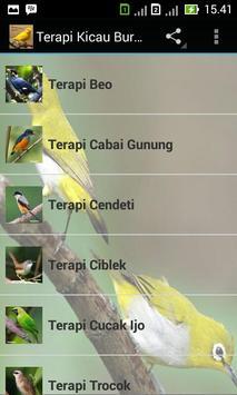 Terapi Kicau Master Burung poster