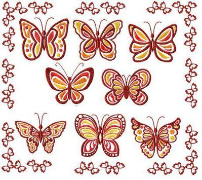 Embroidery Stitches Ideas screenshot 18