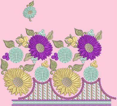 Embroidery Stitches Ideas screenshot 2