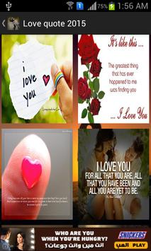 Love quotes 2017 poster