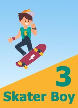 Skater Boy 3 poster
