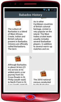 Babados History poster