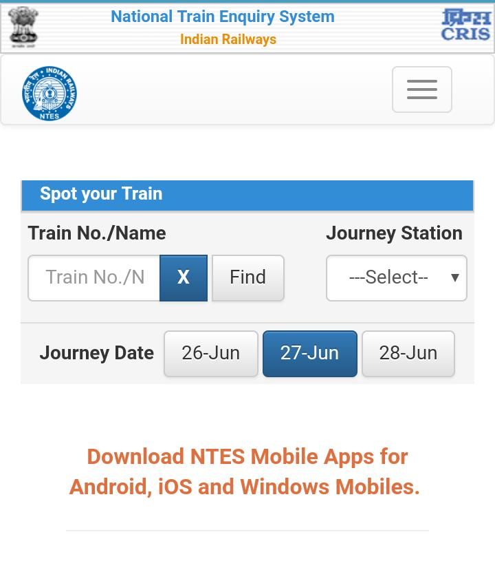 Train PNR Status - Train running status live for Android