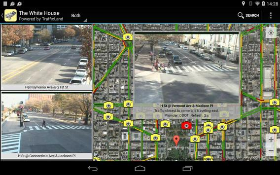 Washington D.C. Traffic Cams screenshot 13