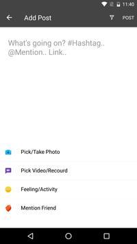 BABBLON Social Network apk screenshot