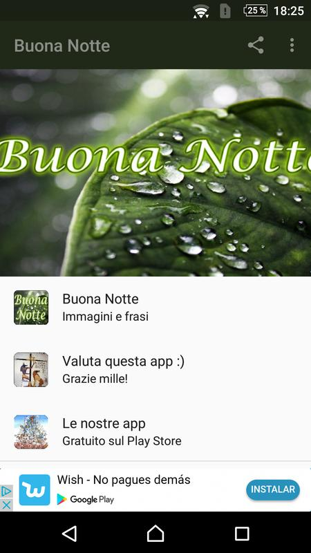 Buona Notte For Android Apk Download