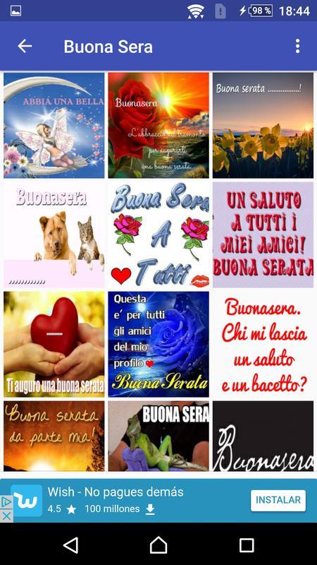 Buongiorno Buona Sera E Buona Notte For Android Apk Download