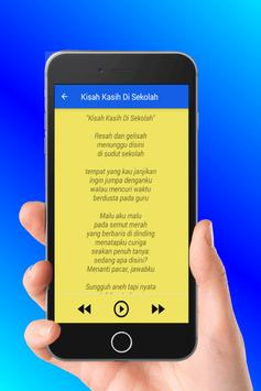 Lirik dan Lagu Obbie Messakh apk screenshot