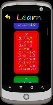 Multiplication Table:It's Easy screenshot 5