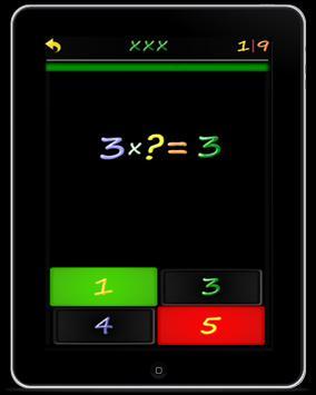 Multiplication Table:It's Easy screenshot 10