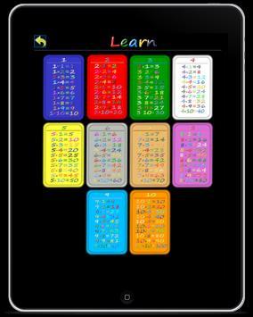 Multiplication Table:It's Easy screenshot 16