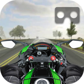 VR Ultimate Traffic Bike Racer 3D icon