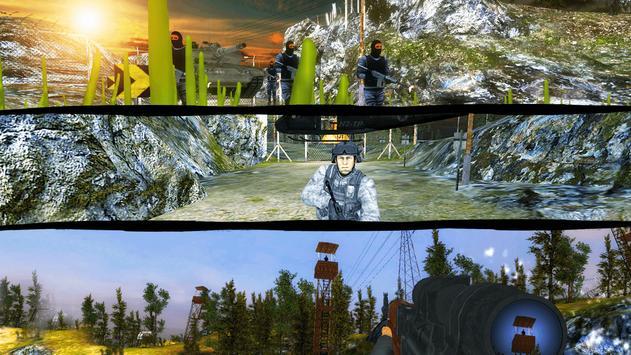 Real Commando Sniper Shooter screenshot 10