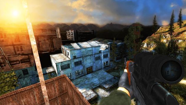Real Commando Sniper Shooter screenshot 12