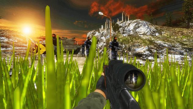 Real Commando Sniper Shooter screenshot 13
