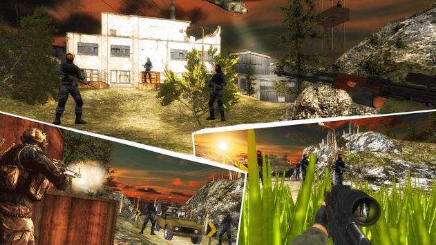 Real Commando Sniper Shooter screenshot 23
