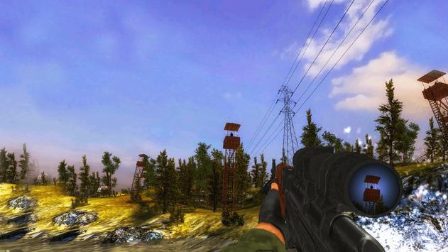 Real Commando Sniper Shooter screenshot 8