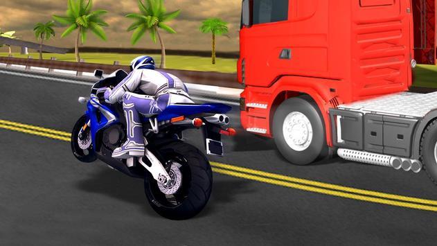 City Traffic Super Bike Racer 2017 apk screenshot