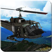 Heli Sniper Shooting Action Game - US Armed Forces icon
