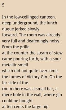 1984  by George  Orwell apk screenshot